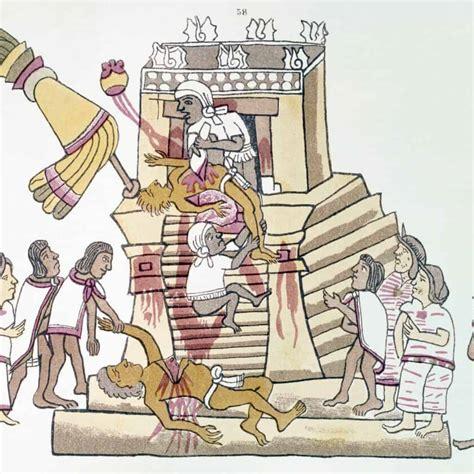 Religión de los Mexicas y sus Dioses   Info y Cultura