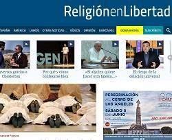 Religión en Libertad, líder de la información religiosa en ...