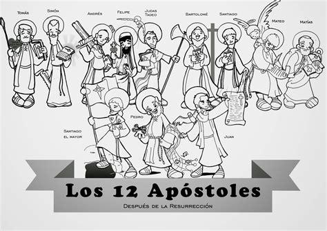 Religión San Pablo: Los 12 Apóstoles