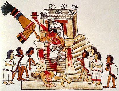 RELIGIÓN Y RELIGIONES2: RELIGIÓN MEXICA. Los mexicas ...