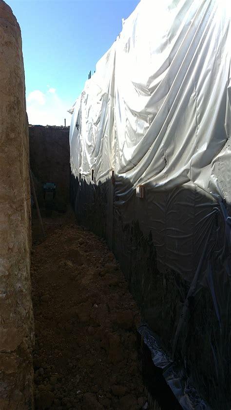 Relleno trasdos muro sótano   Muros, Vehiculo electrico ...