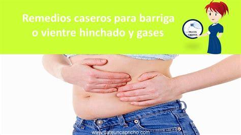 Remedios caseros para barriga o vientre hinchado y gases ...