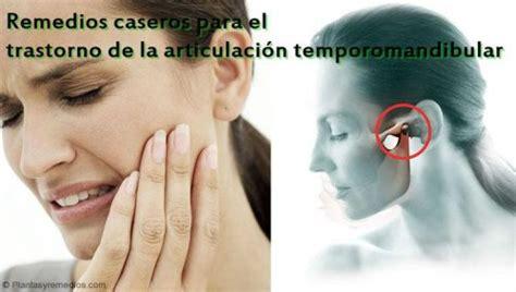Remedios caseros para el trastornos de la articulación ...