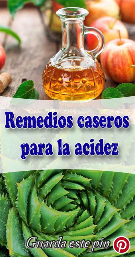 Remedios caseros para la acidez en 2020 | Remedios ...
