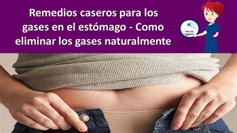 Remedios caseros para los gases en el estómago   Como ...