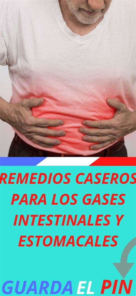 Remedios Caseros Para Los Gases Intestinales y Estomacales ...