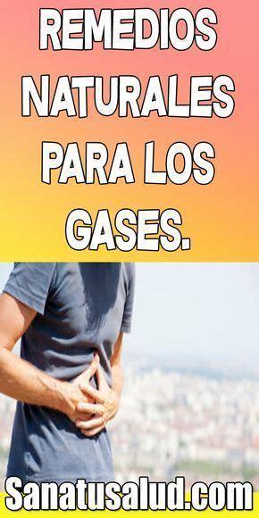 Remedios naturales para los gases. #remedioscaseros # ...