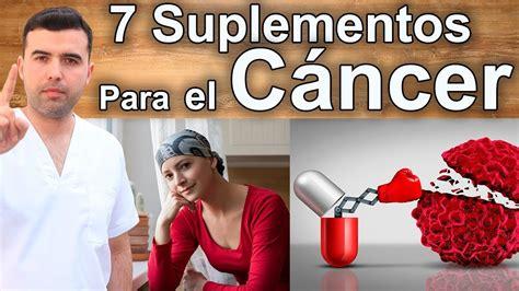 Remedios Para El Cáncer   7 Suplementos Naturales Para ...