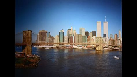 remembering the World Trade Center 1973 2001   YouTube