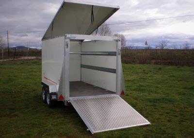 Remolque furgón modelo L   http://remolquesjebla.es
