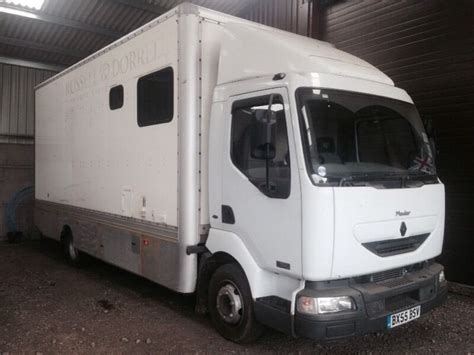 Renault Race truck conversion | in Worcester ...