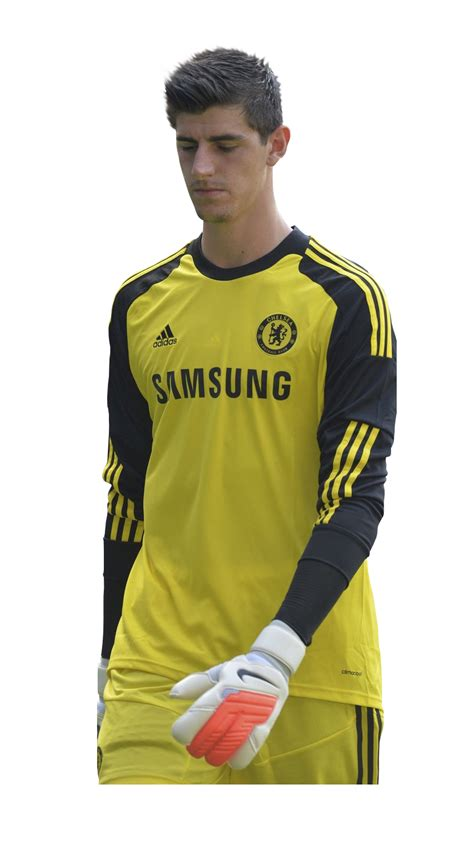 Render de Thibaut Courtois 2014   2015   Chelsea   Caminando.