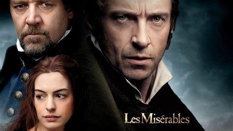 Rendered Bits: Les Misérables Movie Wallpaper