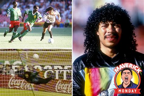 Rene Higuita: He was Colombia s  ugliest icon  famous for ...
