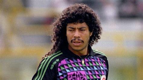 René Higuita revela que probó drogas cuando jugaba ...