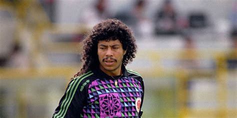 Rene Higuita to cut mullet after Colombia's Copa America exit