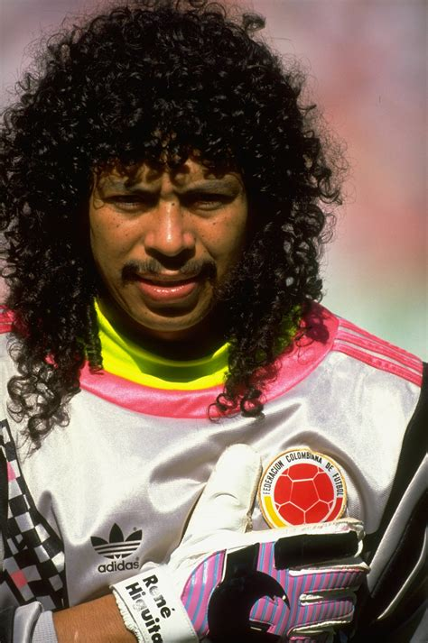 Rene 'The Scorpion' Higuita comes out of retirement | Who ...