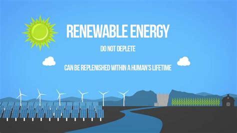 Renewable Energy 101   YouTube
