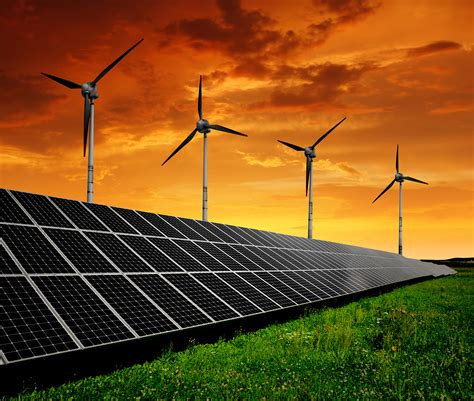 Renewable Energy   Part of the new energy mix! | THE OGM