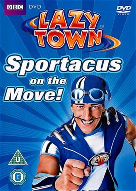 Rent Lazy Town: Sportacus on the Move!  2009  film ...
