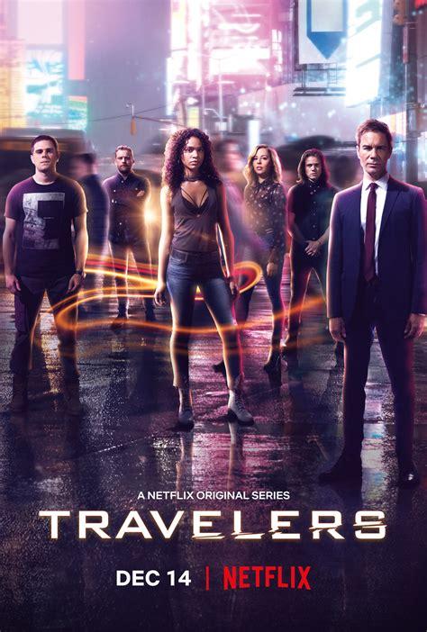 Reparto Viajeros temporada 2   SensaCine.com.mx