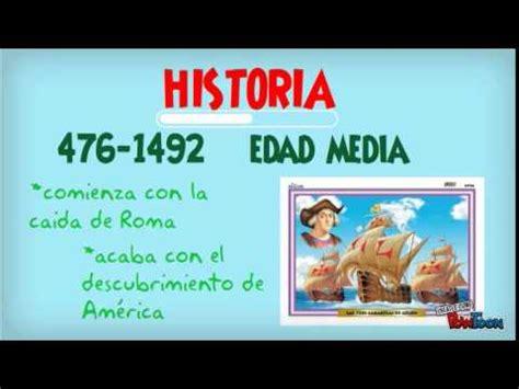 Repaso Historia: Edad Media   YouTube