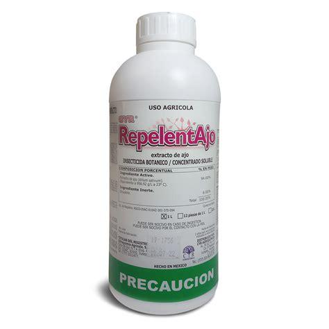 Repelent Ajo 1 Litro   Extracto de ajo   Insecticida ...