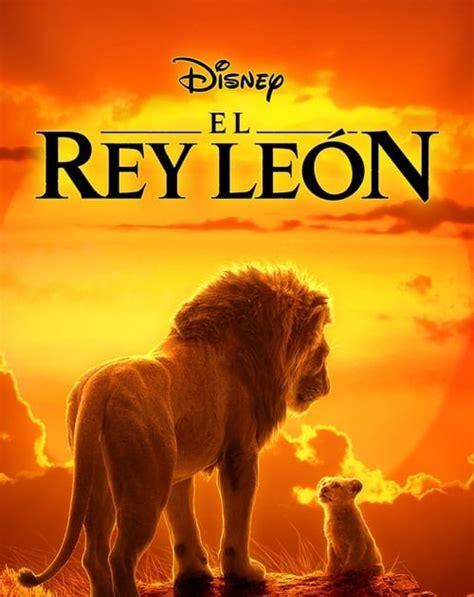 [Repelis.HD] El Rey león  2019  Pelicula Completa en ...