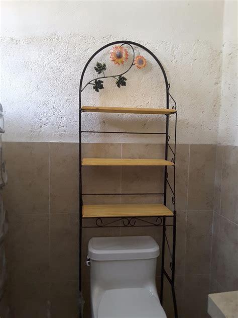 Repisa Para Baño Con Girasoles   $ 899.00 en Mercado Libre