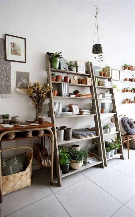 Repisas para jardin | Las mejores maneras para decorar tu ...