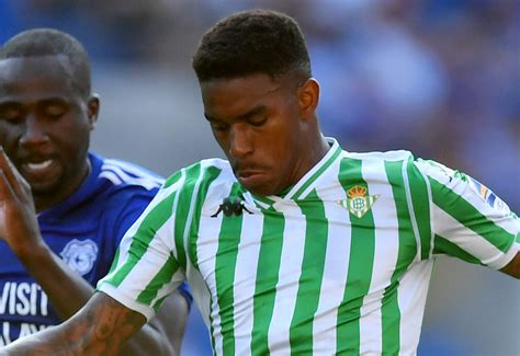 Report: Barcelona set to rival Spurs for Real Betis player ...