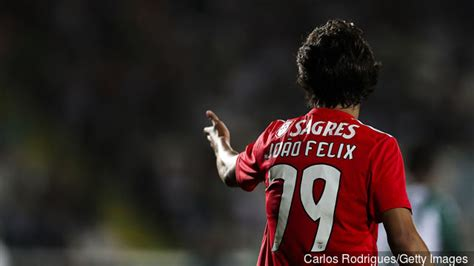 Report: Benfica want €120m clause in Joao Felix deal after ...