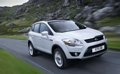Report: Ford to Produce Kuga at Louisville Assembly Plant ...