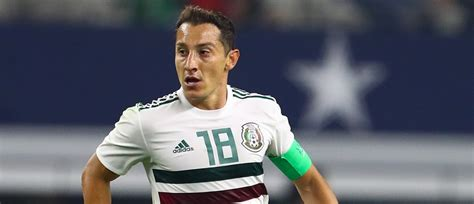 Report: Mexico star Andres Guardado re signs with Real ...