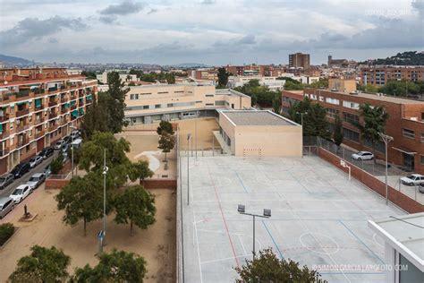 Reportaje de fotografia de arquitectura del colegio Gaudí ...