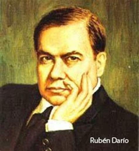 REPRESENTANTES DE LAS CORRIENTES LITERARIAS: RUBEN DARIO