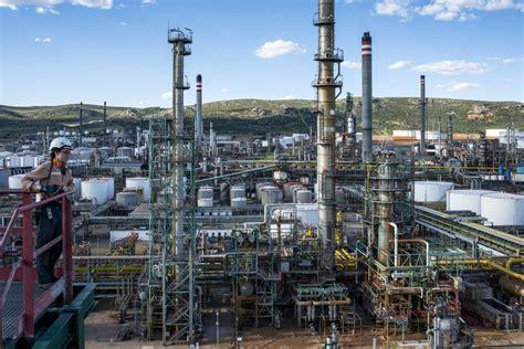 Repsol parará la mayor parte del complejo petroquímico de ...