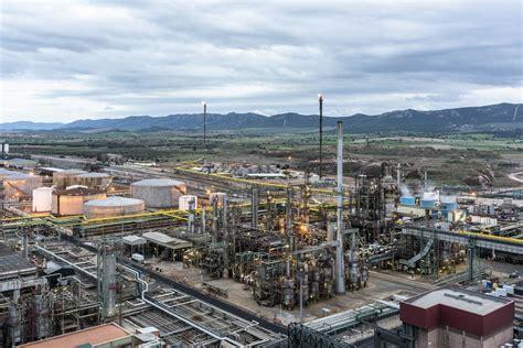 Repsol produce en Puertollano su primer biocombustible ...