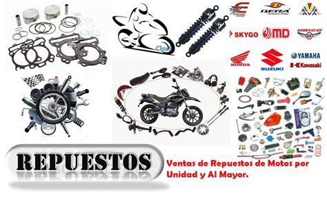 Repuestos Para Motos Mayor Y Detal  valencia    Bs. 0,05 ...