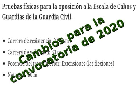 Requisitos Guardia Civil   Todo lo que necesitas para ...