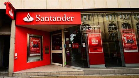 Requisitos para abrir una cuenta en el Banco Santander  España