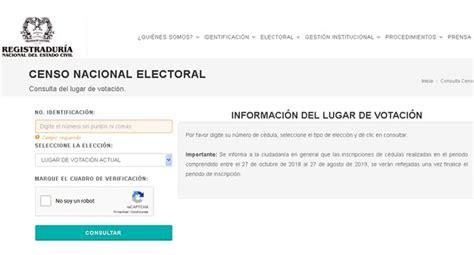 Requisitos Para Votar en Colombia 【diciembre 2019