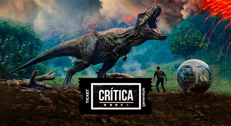 Reseña: Jurassic World: El reino caído | Gamer Style