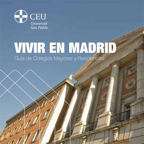 Residencias y Colegios Mayores 2011 by Universidad CEU San ...