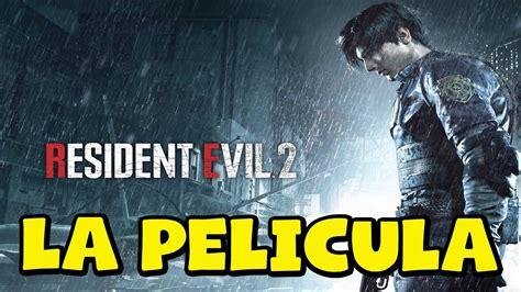 Resident Evil 2 Remake   La pelicula completa en español ...