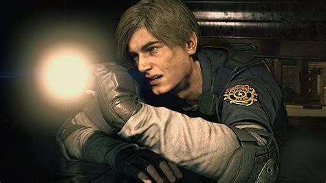 Resident Evil 2 Remake  Leon    Pelicula completa en ...