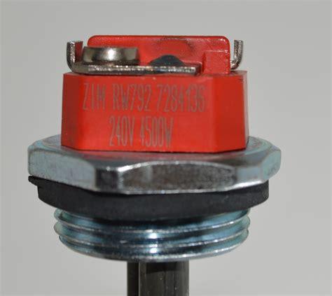 Resistencia Electrica Boiler Calentador De Agua 240volts ...