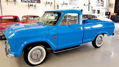 Restauração da Caminhonete C10 Azul   Puro Luxo! Linda ...