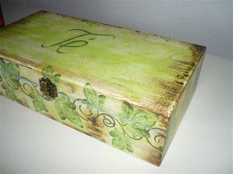restauracion y decoracion de madera: Caja de te
