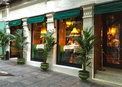 Restaurante Amazónico en la calle Jorge Juan   Madrid a la ...